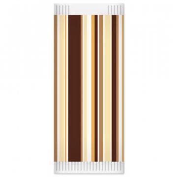 Pocket cu servetel, 38x38 cm, Rigoletto Cacao, Fato