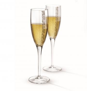 Set pahare de sampanie by Chinelli made in Italy de la Luxury Concepts Srl