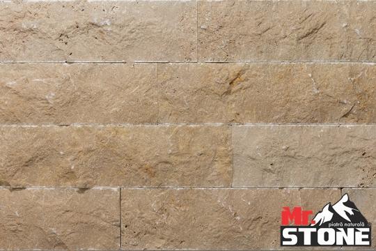 Travertin Noce split face 10cm x LL de la Antique Stone Srl