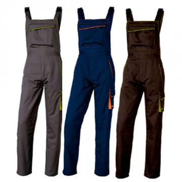 Pantaloni cu pieptar din tercot de la Nortia Company