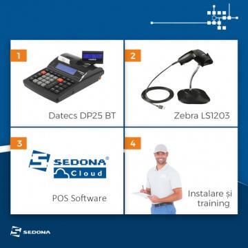 Mini sistem cu Program de gestiune de la Sedona Alm