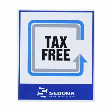 Placuta Tax Free