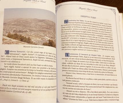 Carte, Mica Biblie de la Candela Criscom Srl.