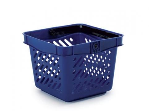 Cos cumparaturi plastic 10 litri de la Best Store Solutions Srl