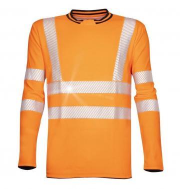Tricou Signal reflectorizant portocaliu - Ardon de la Mabo Invest
