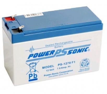 Acumulator auto 12V/7AH UPS Power Sonic SUA de la Access Data Media Service Srl