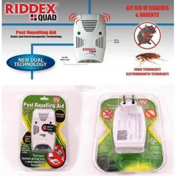 Aparat antidaunatori Riddex Quad Pest Repelling Aid de la Www.oferteshop.ro - Cadouri Online