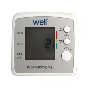 Aparat de masurat tensiune Well BLDP-WRST-02-WL de la Www.oferteshop.ro - Cadouri Online