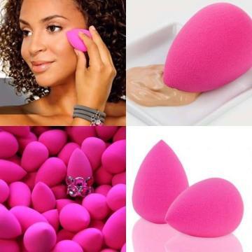 Burete cosmetic oval