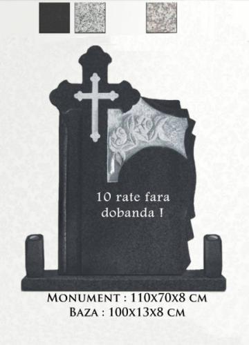 Cruce granit FL2 25 de la Casa Funerara Eva Srl