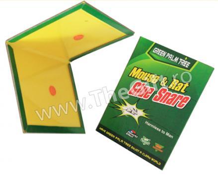Capcana adeziva pentru soareci si gandaci de la Thegift.ro - Cadouri Online