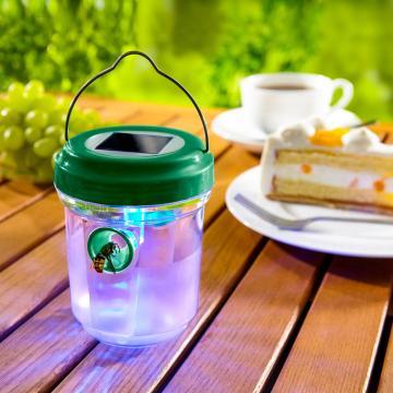 Capcana solara pentru insecte de la Plasma Trade Srl (happymax.ro)