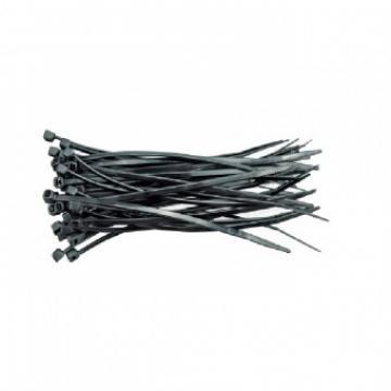 Coliere din plastic 500X8mm, 50buc, negre, Vorel 73898 de la Viva Metal Decor Srl