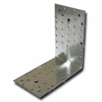 Coltar metalic L, 122x122x90 2.5 mm, Strend Pro MA0712