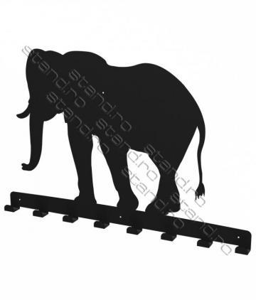 Cuier Elefant 4129 de la Rolix Impex Series Srl