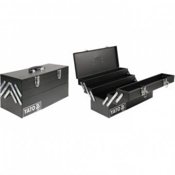 Cutie metalica cu 5 sertare pentru scule Yato YT-0885 de la Viva Metal Decor Srl