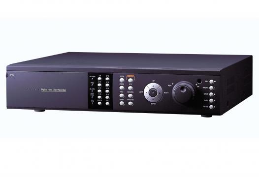 DVR MPEG-4, quadplex, 16 canale de la Micro Logic