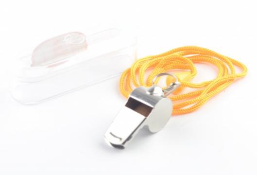 Fluier din metal pentru jocuri sportive de la Www.oferteshop.ro - Cadouri Online