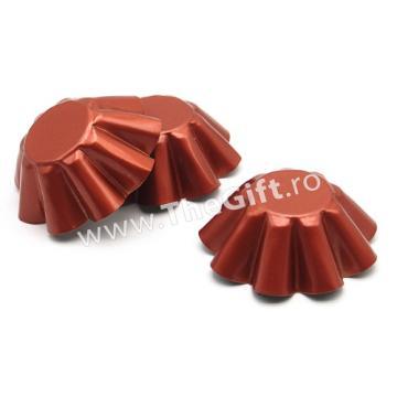 Forme pentru mini tarte, din inox