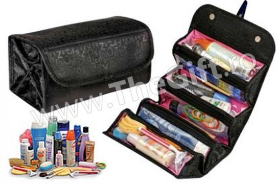 Geanta organizatoare pentru cosmetice, accesorii de la Thegift.ro - Cadouri Online
