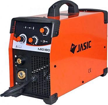 Aparat de sudura MIG-MAG invertor, Jasic MIG 180 (N240) de la It Republic Srl