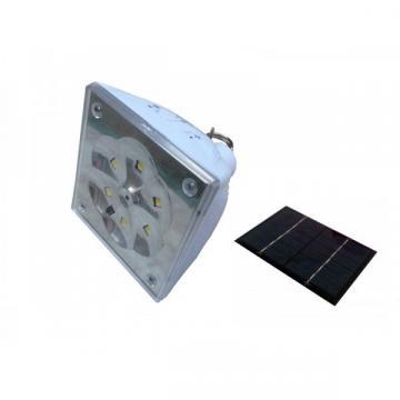Lampa solara cu telecomanda GD-5017