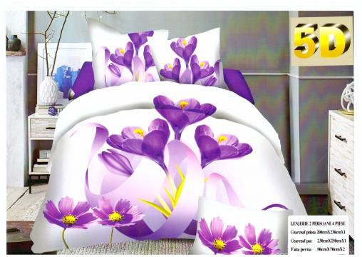Lenjerie pentru pat 5d