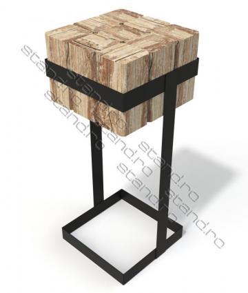 Masa lemn si platband 1211 de la Rolix Impex Series Srl