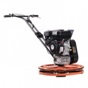 Masina de slefuit sapa beton Bisonte EP600-H, motor Honda de la Viva Metal Decor Srl