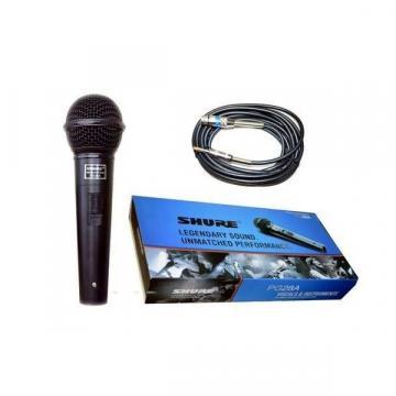 Microfon cardioid dinamic cu fir Semtoni PG28A
