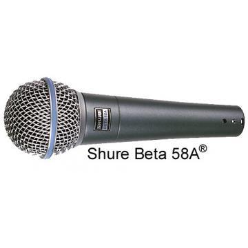 Microfon cu fir Shure Beta 58A de la Preturi Rezonabile