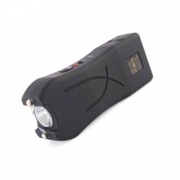 Mini electrosoc cu lanterna pentru autoaparare TW-398
