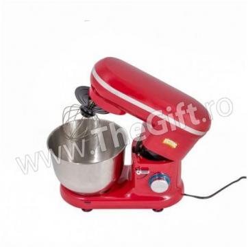 Mixer cu bol din inox, cu 6 viteze si 3 palete diferite de la Thegift.ro - Cadouri Online