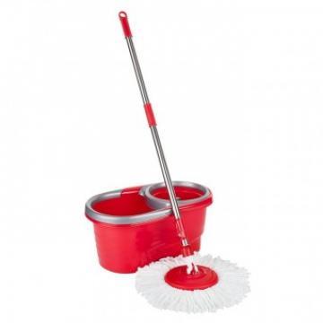 Mop rotativ inteligent microfibra Teesa Easy Clean 2