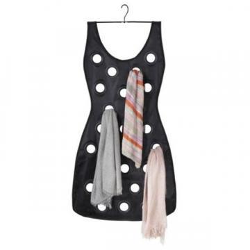 Organizator de esarfe The Black Dress de la Www.oferteshop.ro - Cadouri Online