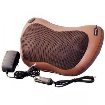 Perna de masaj cu bile Shiatsu si infrarosu CHM-8028 de la Www.oferteshop.ro - Cadouri Online