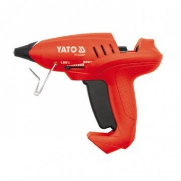 Pistol de lipit cu silicon, 400W, Yato YT-82401 de la Viva Metal Decor Srl