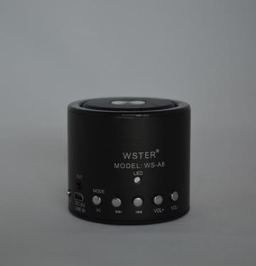 Radio MP3 Mini boxa portabila WS-A8