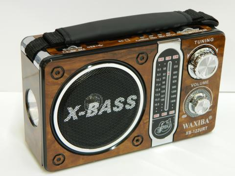Radio MP3/USB/SD Waxiba XB-122URT de la Preturi Rezonabile