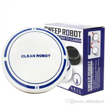 Robot aspirator pentru curatenie de la Thegift.ro - Cadouri Online
