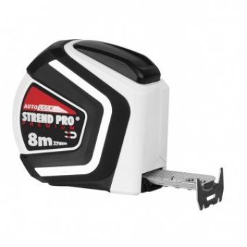 Ruleta cu AutoStop, Strend Pro Premium 8 m, magnetic