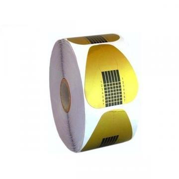 Sabloane pentru constructie unghii false - 500 bucati de la Preturi Rezonabile
