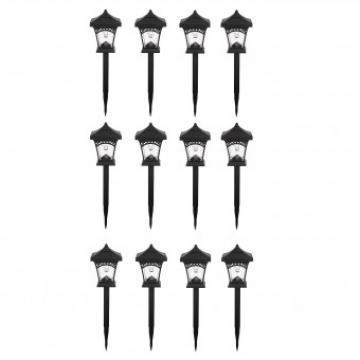 Set 12 lampi solare Strend Pro Solar Heka, 430 mm, 1 LED