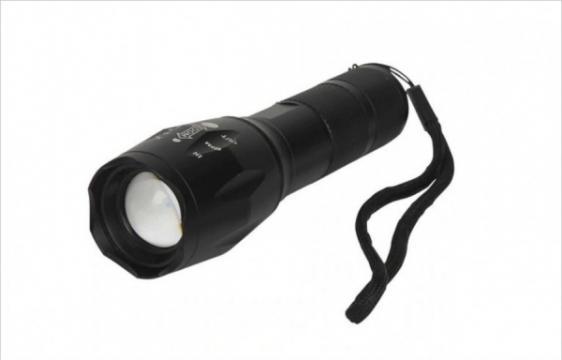 Lanterna LED Superled Tac Light