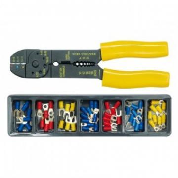 Set cleste mufare plus conectori, Vorel 45050