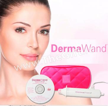 Sistem pentru reintinerire faciala Oxigen Derma Wand