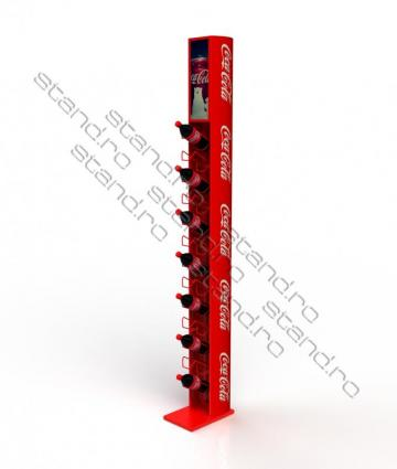 Stand / display sticle suc 0679