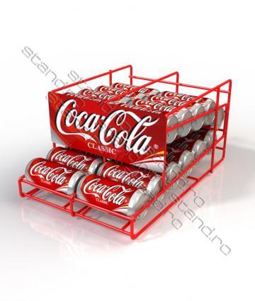 Stand expozor (dispenser) Coca-Cola 0690