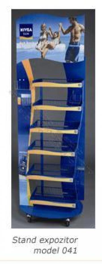 Stand expunere produse cosmetice 0041 de la Rolix Impex Series Srl