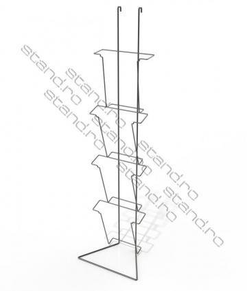 Stand reviste - 0981 de la Rolix Impex Series Srl